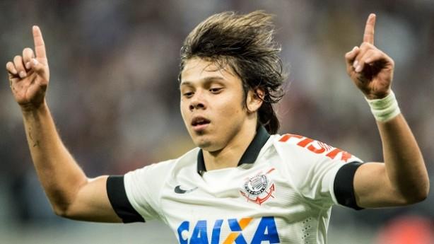 Ángel Romero, que ainda não jogou em 2015, pode custar R$ 13 milhões ao Corinthians
