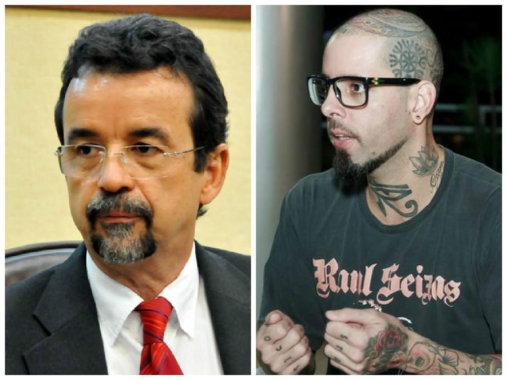 Fernando Mineiro e Tico Santa Cruz se desentendem por causa de postagem no Facebook