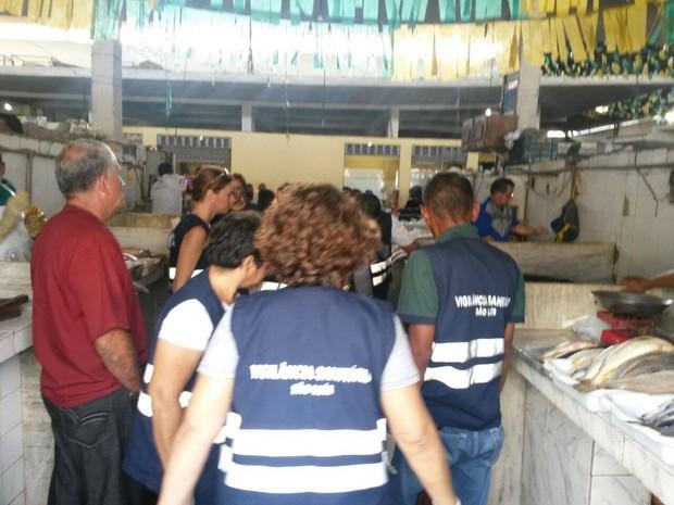 Vigilância Sanitária de Natal realiza Operação Semana Santa