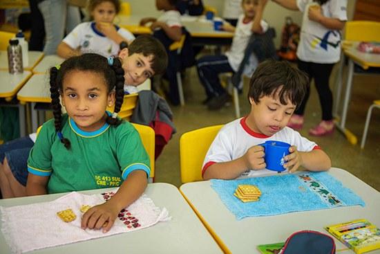 Dados do 'Censo Escolar' indicam aumento de alunos especiais