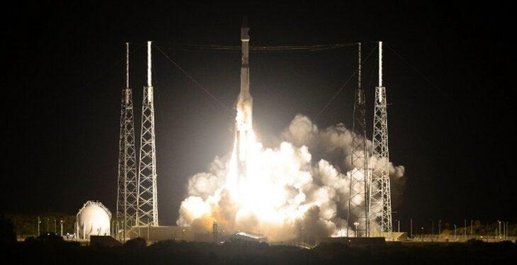 Nasa lança missão para estudar campo magnético da Terra