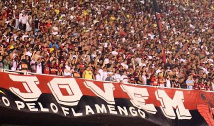 Torcida Jovem do Flamengo é proíbida de ir aos estádios por um ano