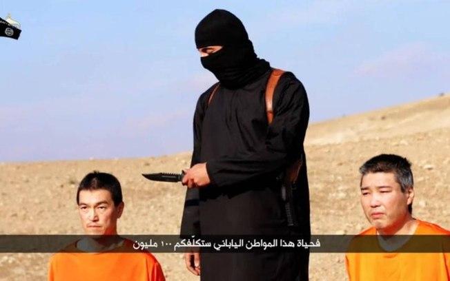 Terrorista explica porque reféns 'ficam calmos' antes da execução