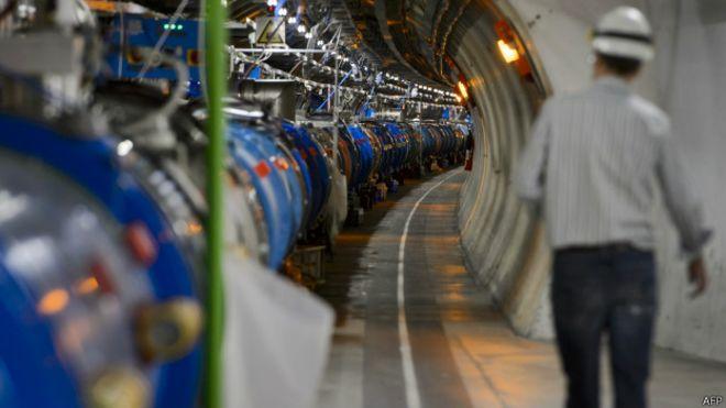 Grande Colisor de Hádrons é religado pela 1a vez desde 2013