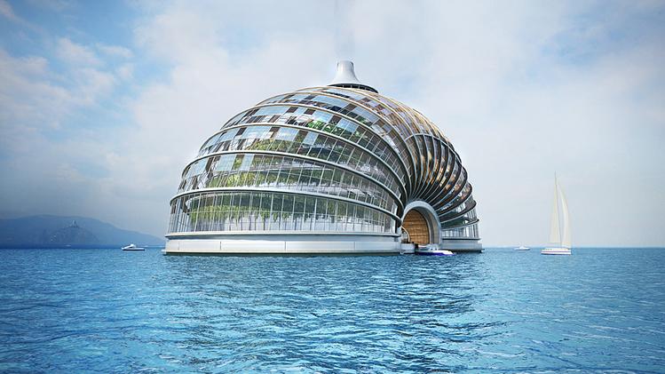 "Empresa russa constrói hotel ""Arca de Noé"" capaz de sobreviver a um desastre natural"