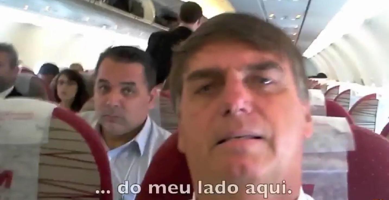 Após recusar sentar ao lado de Jair Bolsonaro, Jean Wyllys é acusado de heterofobia