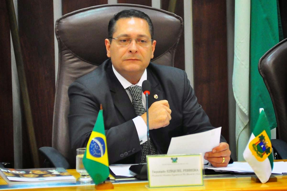 Ezequiel Ferreira reafirma convocação dos concursados da Assembleia