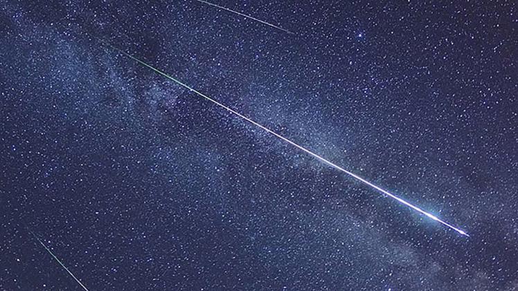 Chuva de meteoros Lirídeas atinge seu pico na noite desta quarta-feira (22)