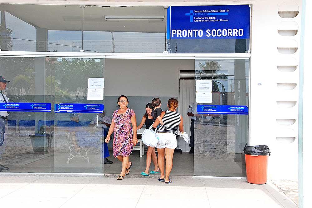 Deputada Cristiane Dantas pede reabertura de pronto socorro de São José de Mipibu, no RN