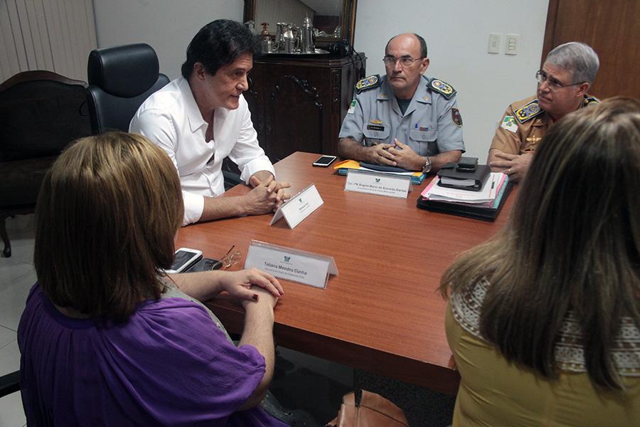 Governador do RN anuncia promoção de 1.232 praças da Policia Militar e Bombeiros