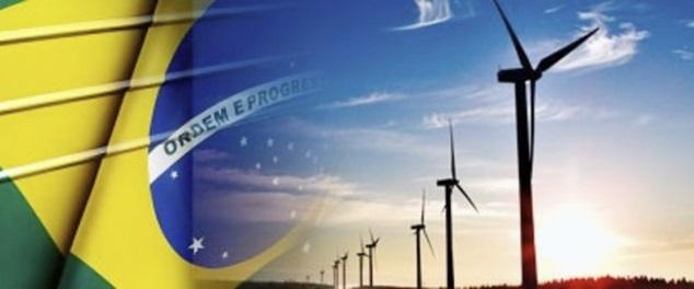 Capacidade de energia eólica deve crescer 62% no Brasil