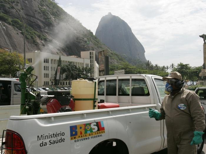 Casos de dengue no Brasil aumentam 240% no primeiro trimestre do ano