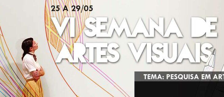 Departamento de Artes da UFRN promove Semana de Artes Visuais