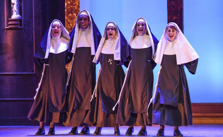 Musical 'As Noviças Rebeldes' chega ao Brasil