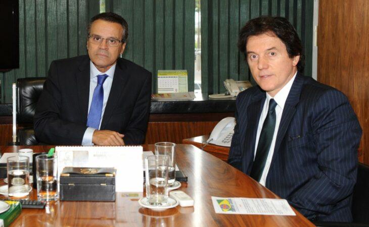 Governador e Ministro do Turismo tratam de obras e projetos do setor no RN