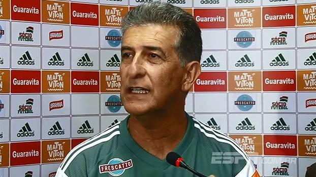 Ricardo Drubscky não é mais o técnico do Fluminense
