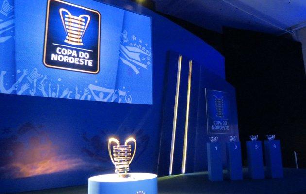 CBF divulga grupos da Copa do Nordeste Sub-20