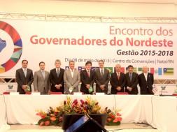 Encontro de Governadores do Nordeste