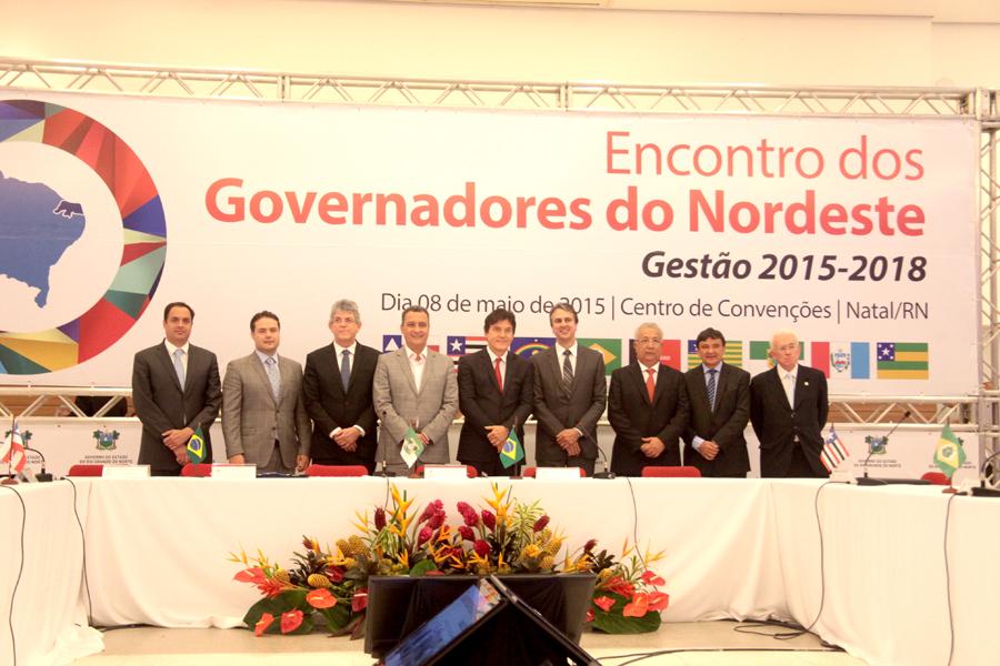 Unificação do ICMS é discutida durante 3º Encontro de Governadores do Nordeste