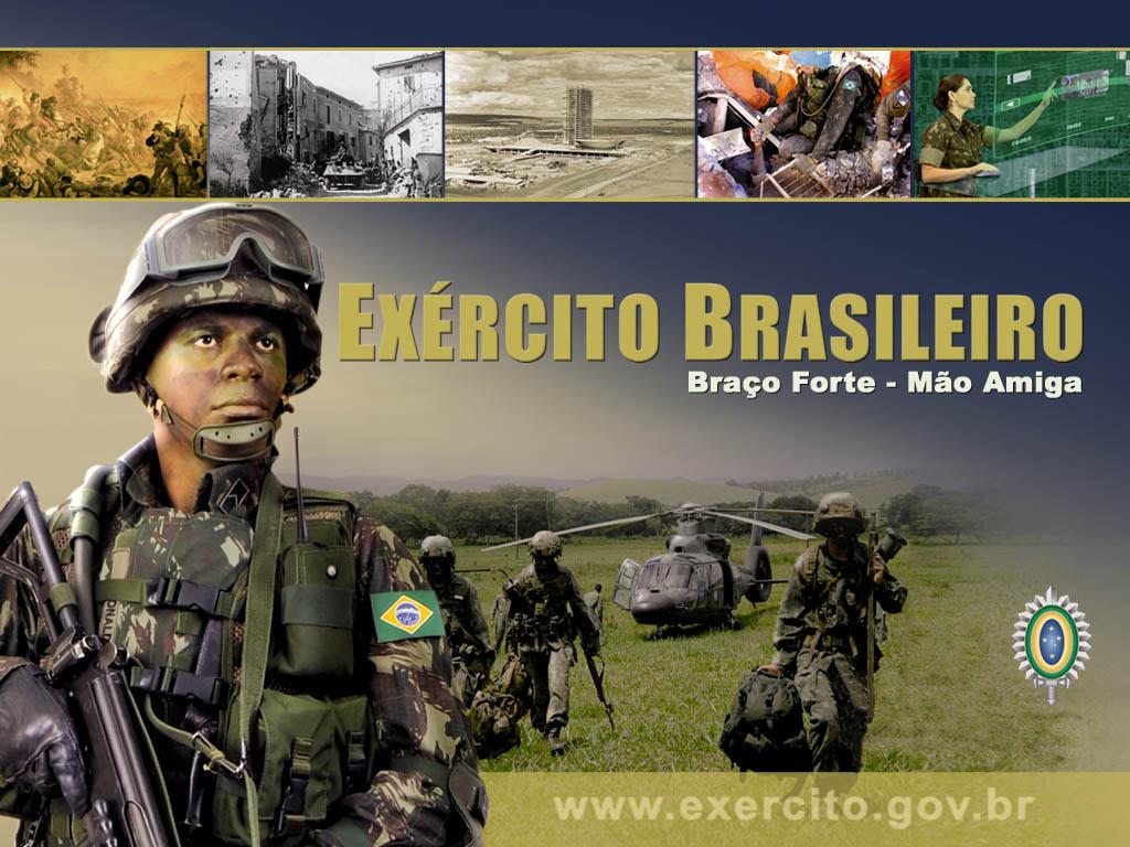 Exército anuncia concursos para Formação de Sargentos
