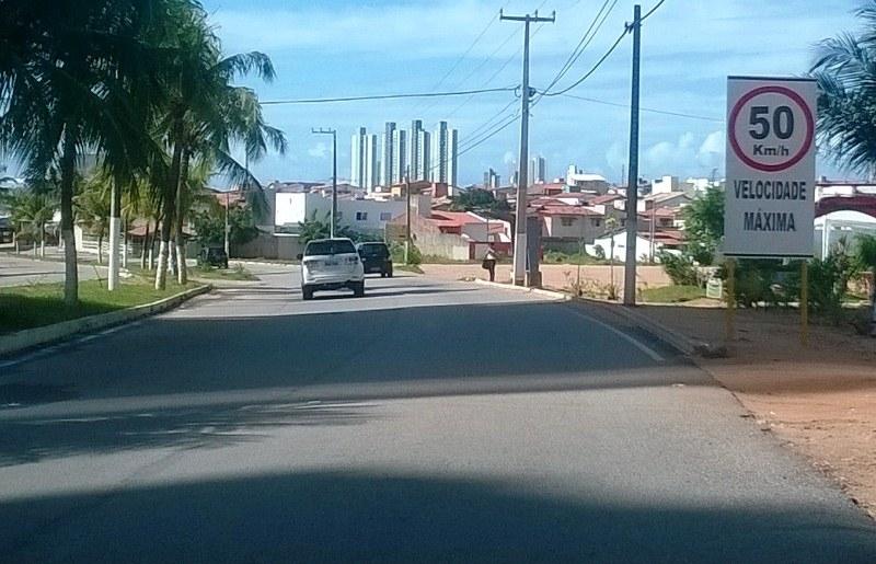 Detran recupera sinalização em avenidas de Natal e Parnamirim