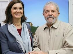 Laura Boldrini e Lula2