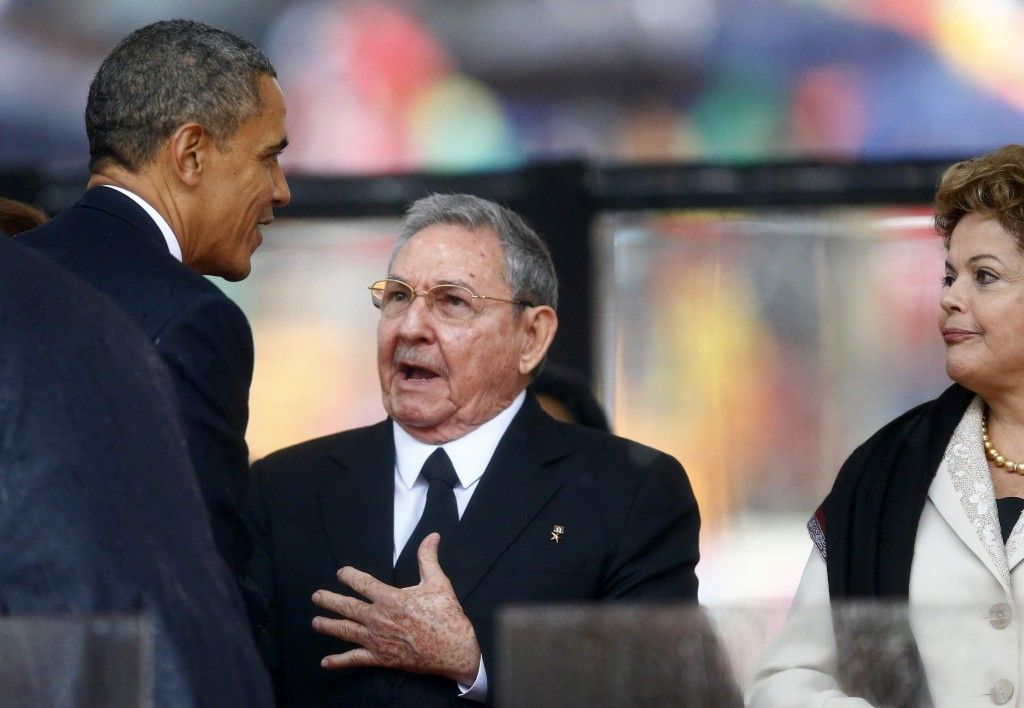 Obama-e-Raul-Castro