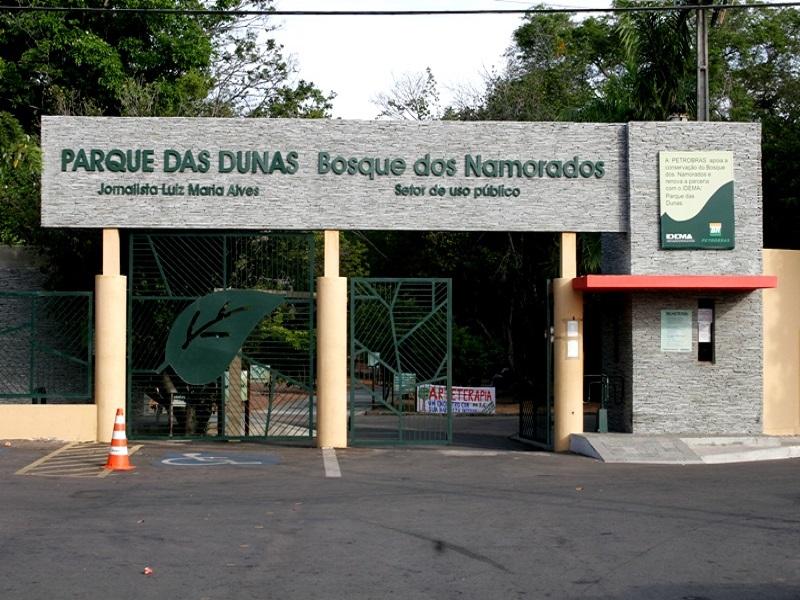 Atrações movimentam o domingo no Parque das Dunas
