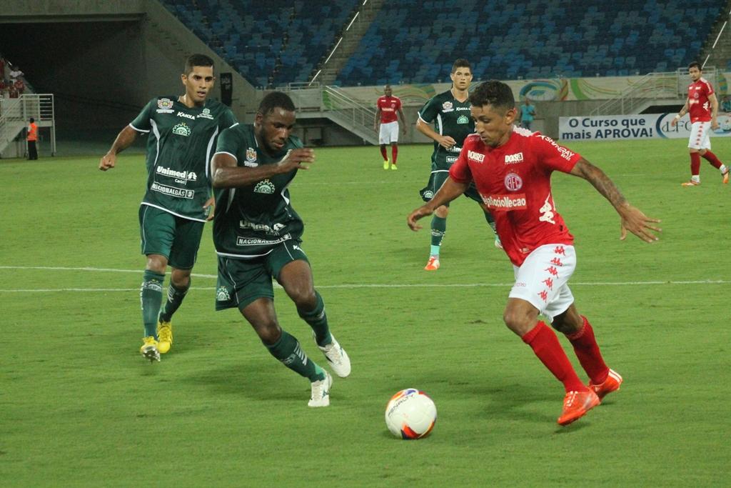 Autor do segundo gol contra o Icasa, Thiago Potiguar enaltece raça rubra