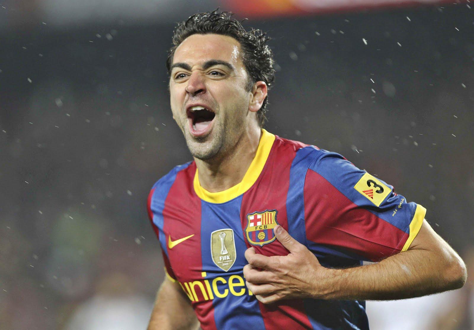 Após 17 anos, Xavi anuncia que sairá do Barcelona