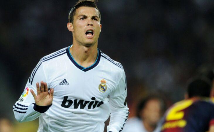Cristiano Ronaldo cogita saída do Real Madrid