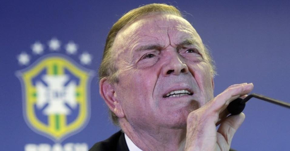 Operação na Suíça prende José Maria Marin e mais seis executivos da Fifa