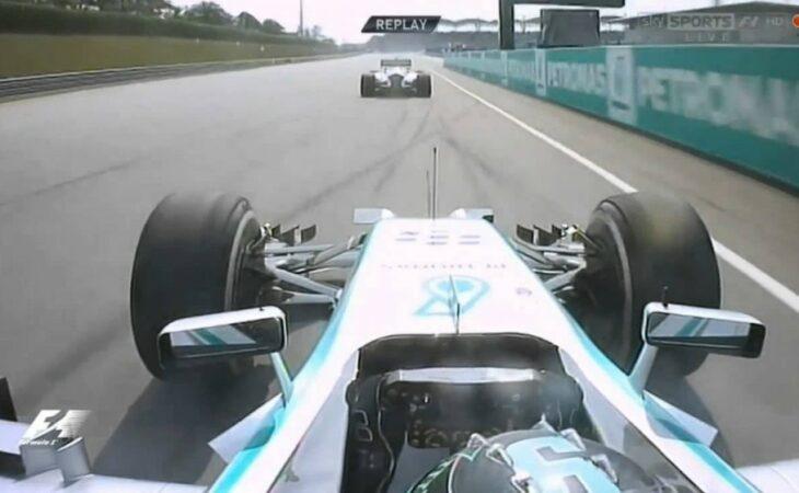 Rosberg supera Hamilton e vence a 1ª na temporada