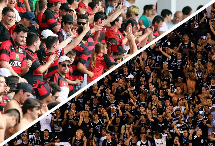 A pedido da TV Globo, Flamengo e Corinthians não jogarão às 11h