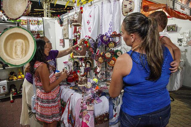 Mossoró Cidade Junina garante renda extra aos comerciantes