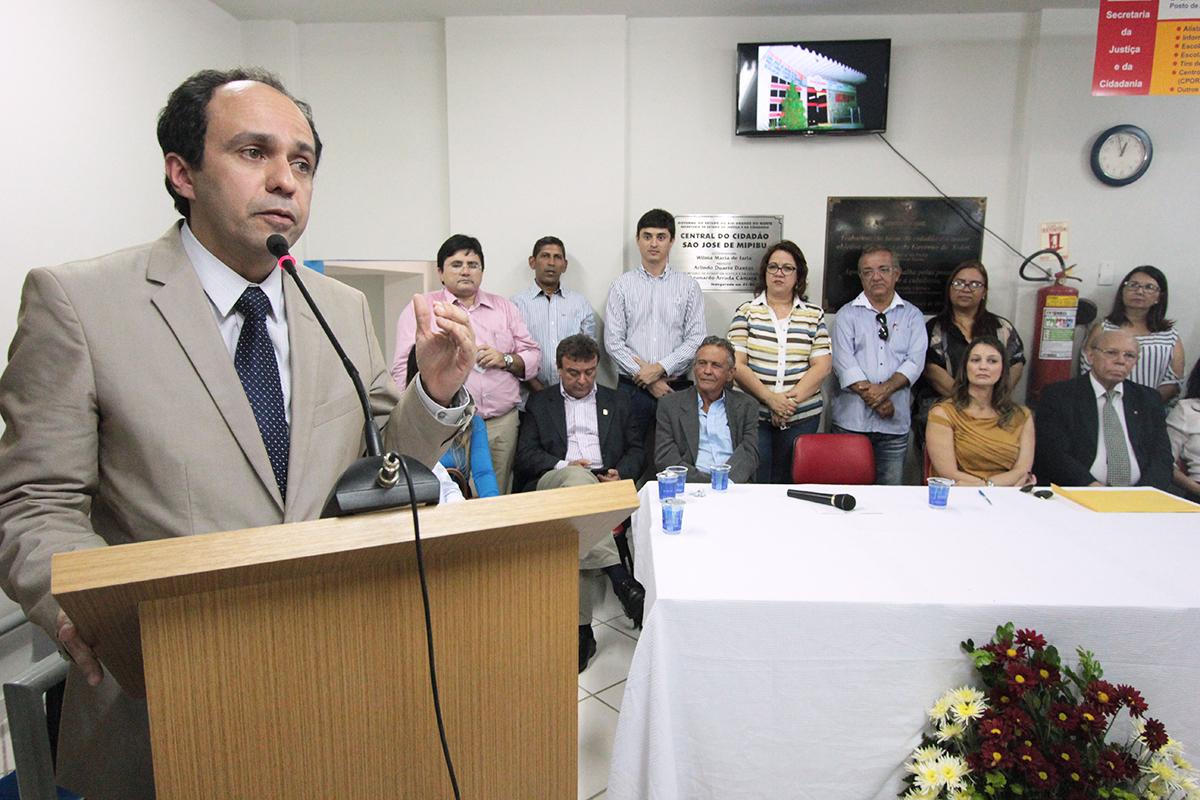 Governo reforma e reinaugura Central do Cidadão de São José do Mipibu
