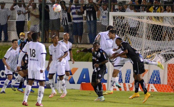 ABC joga bem, mas acaba cedendo o empate diante do Bragantino