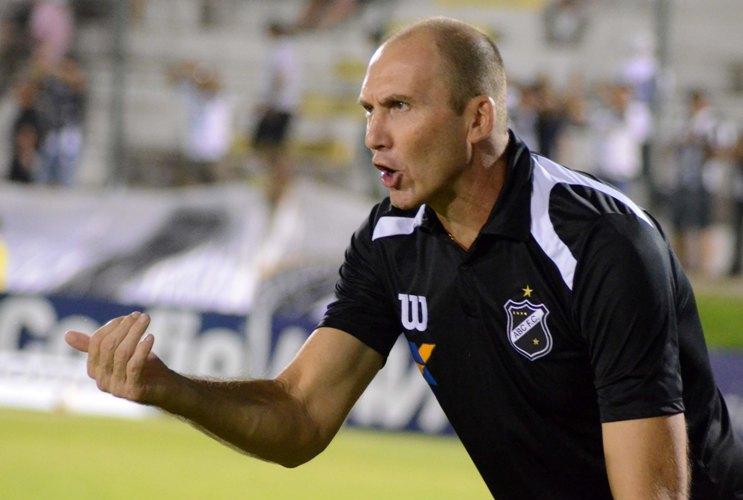 Gilmar Dal Pozzo fala que equipe sentiu o gol e agora é trabalhar para recuperar fora