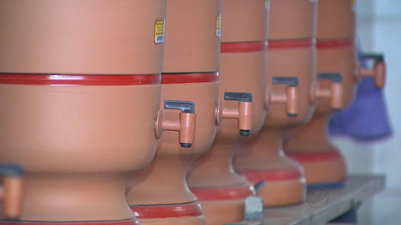 Brasil tem sistema de filtragem de água mais eficiente do mundo