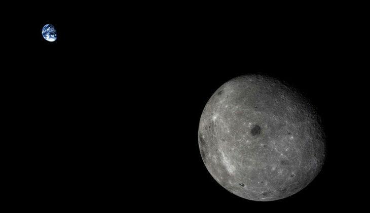 China quer conquistar o lado mais distante e inexplorado da Lua