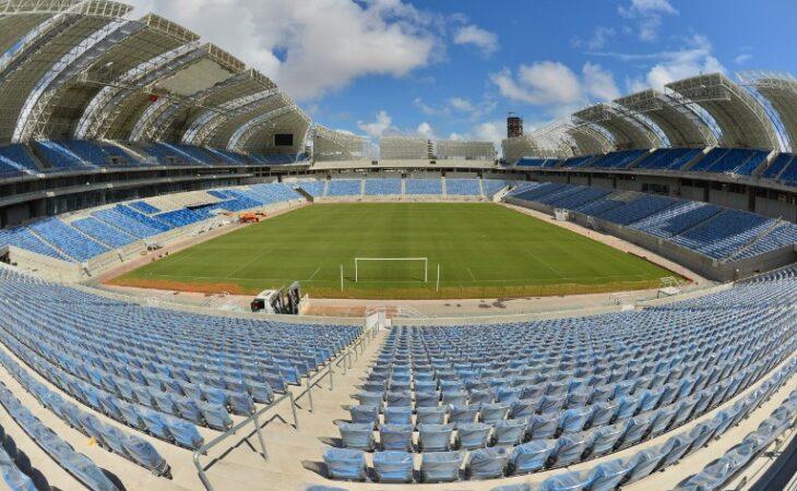 Brasil x Bolívia é confirmado para outubro na Arena das Dunas