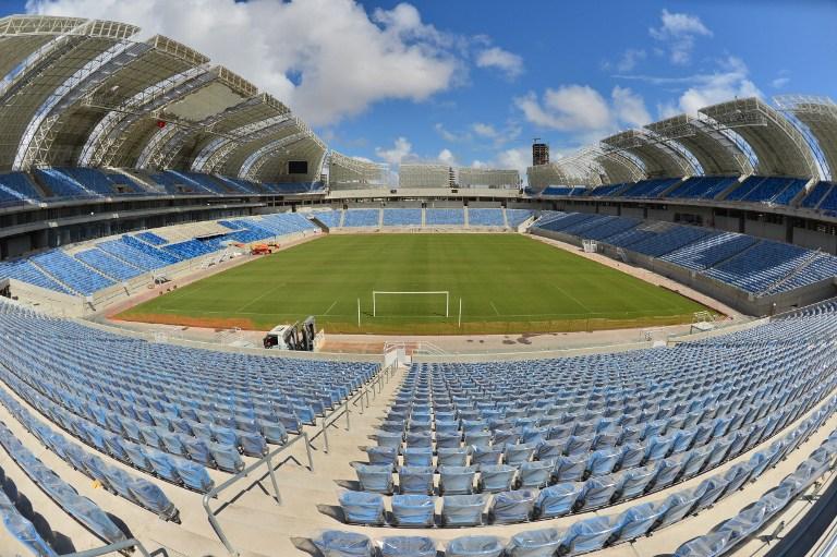 Arena das Dunas passa a ser chamada de 'Arena Marinho Chagas'