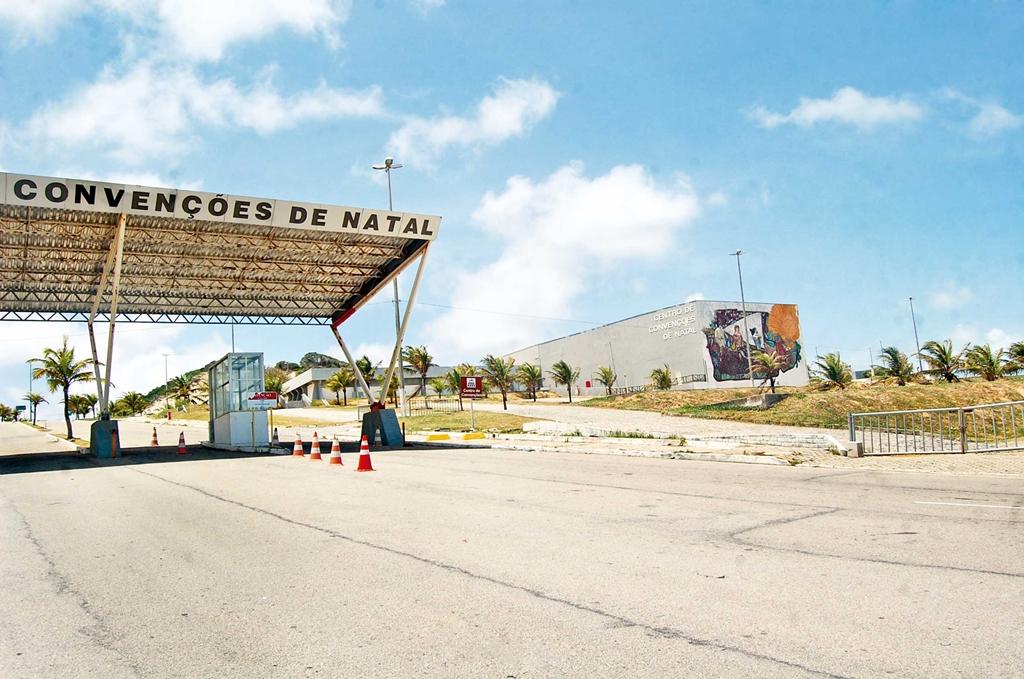 Centro de Convenções ampliado receberá Congresso Brasileiro de Pediatria