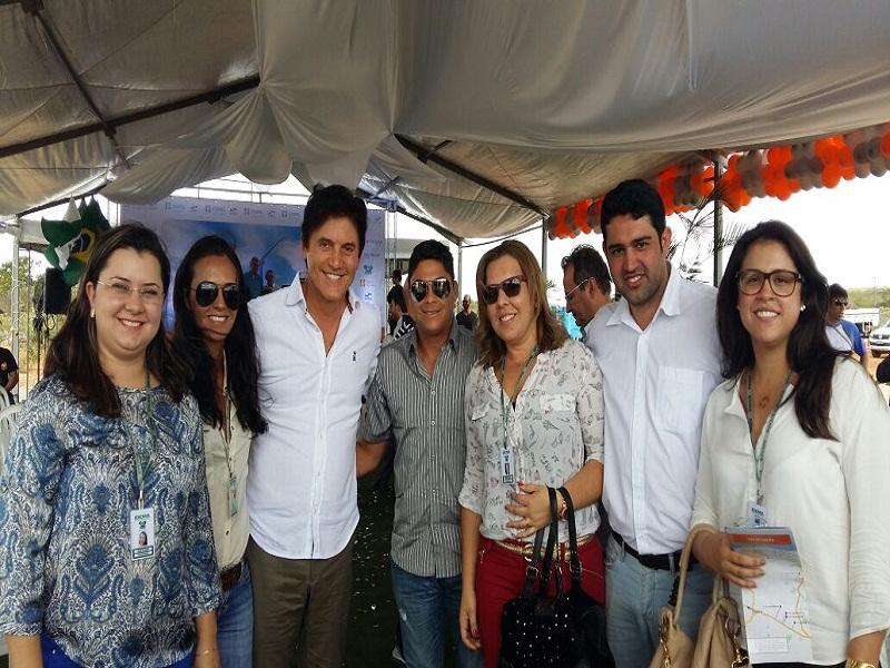 Copel inaugura 7 parques eólicos no Rio Grande do Norte