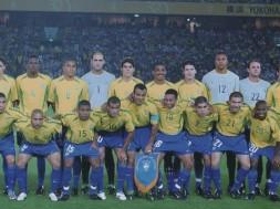 Copa 2002 Brasil x Alemanha