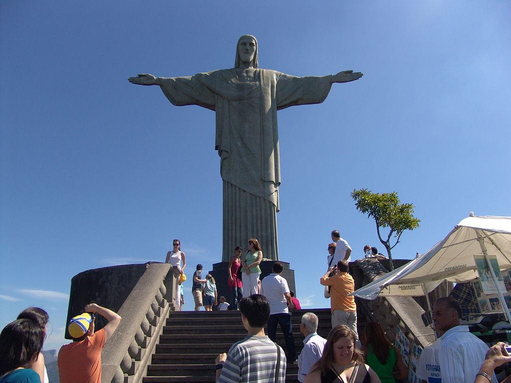 Cristo Redentor está entre as 10 melhores atrações turísticas do mundo