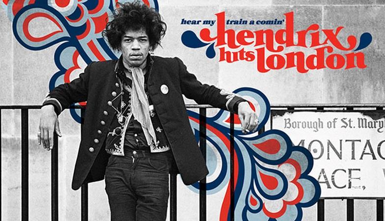 """Hear my Train a Comin': Hendrix Hits London"": Jimi Hendrix ganha exposição em São Paulo"