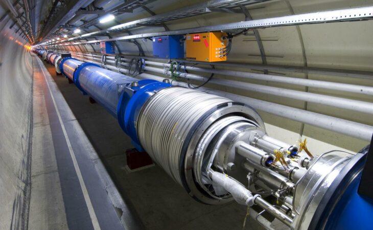 CERN realiza primeiras colisões no LHC com velocidade recorde