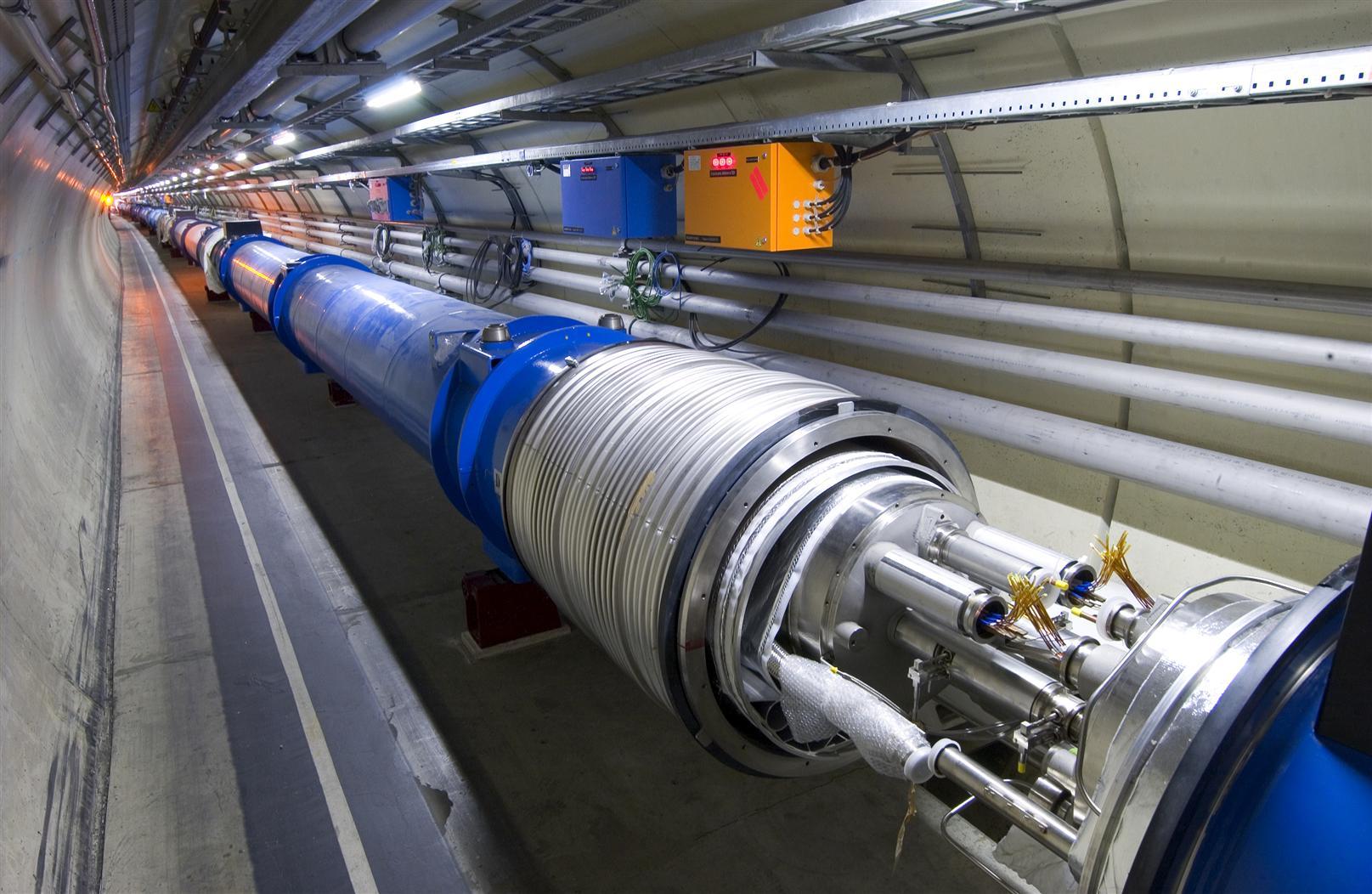 Acelerador de partículas do Cern faz colisões 'recordes'