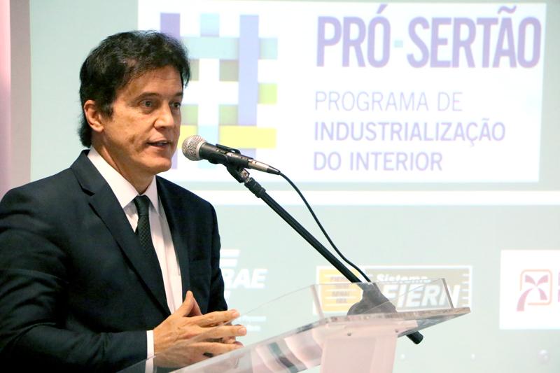 Pró-Sertão tem metas definidas para o crescimento econômico do interior do Estado até 2018
